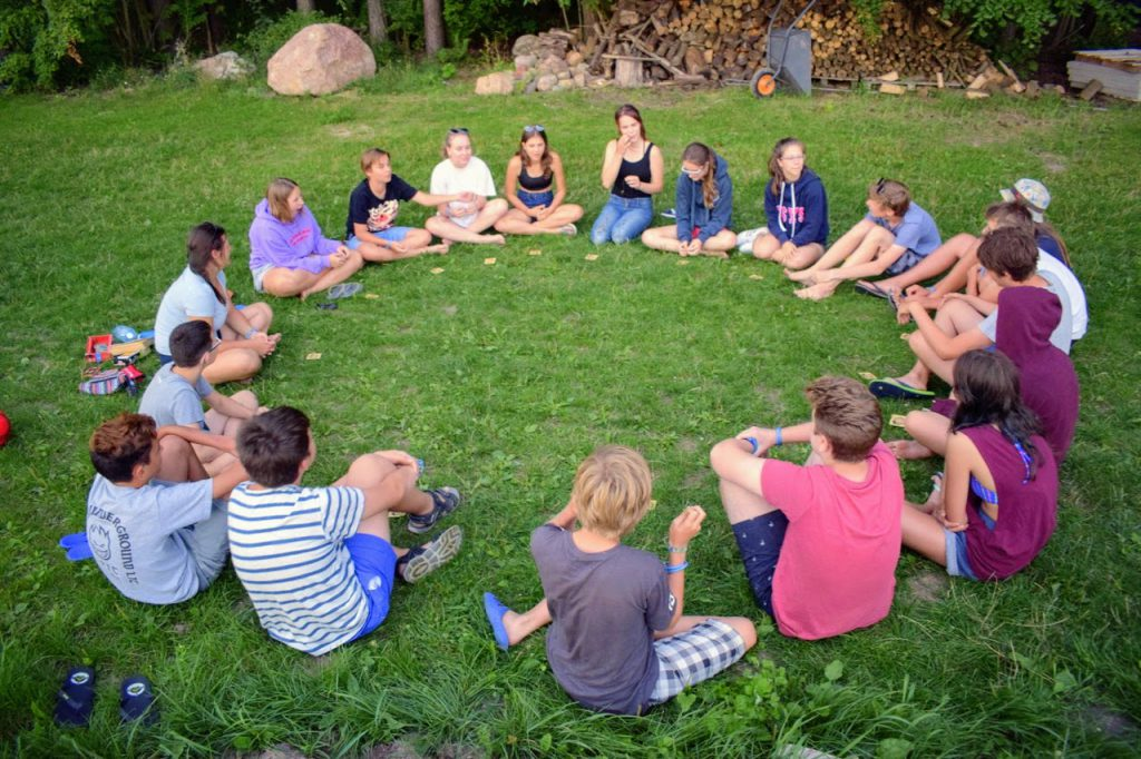Wyprawa Nastolatków na Mazury – Złap oddech nad jeziorem  (11 – 15 lat)