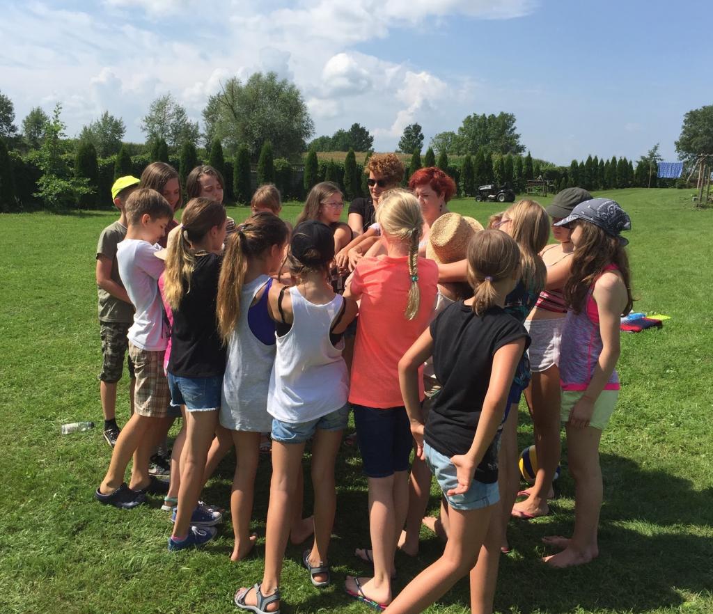 Złap oddech nad jeziorem – obóz dla Nastolatków (12 – 16 lat)